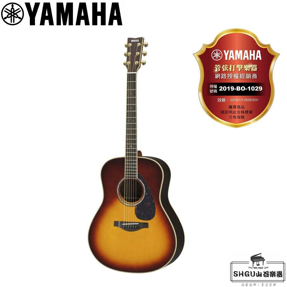 Yamaha 吉他 LL6