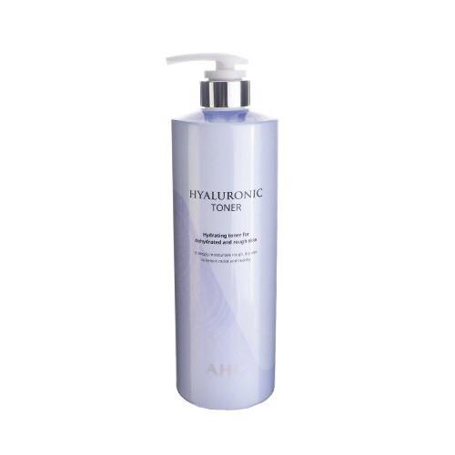 【新包裝】韓國 AHC 透明質酸 B5化妝水 (玻尿酸 神仙水) 1000ml 紫瓶【花町愛漂亮】