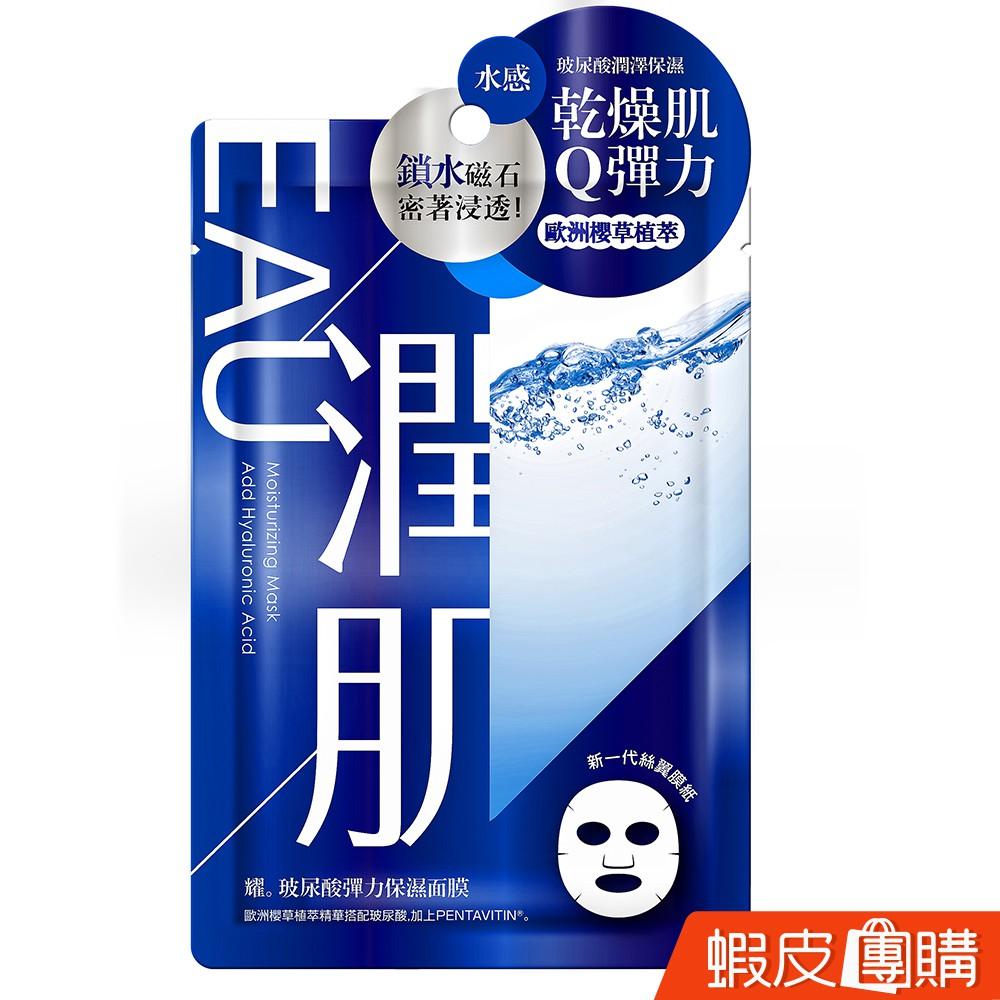 玻尿酸彈力保濕面膜【蝦皮團購】