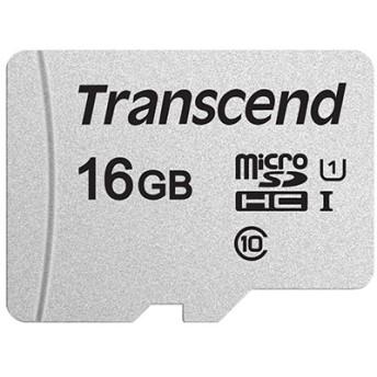 Transcend microSDHCカード 16GB Class10 UHS-I U1 TS16GUSD300S