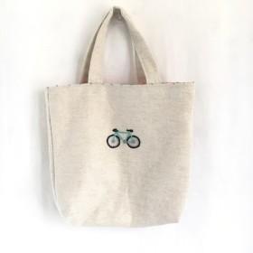 トートバッグ 自転車