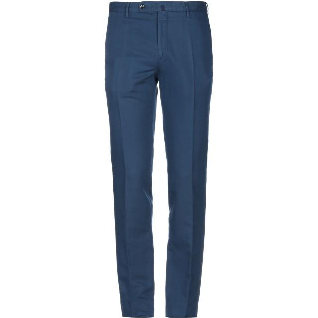 《期間限定セール開催中!》INCOTEX メンズ パンツ ブルー 32 麻 53% / コットン 47%