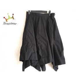 ヴィヴィアンウエストウッドレッドレーベル スカート サイズ2 M レディース 美品 黒  値下げ 20190902