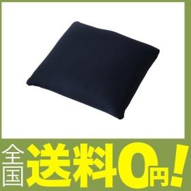 ワンズコンセプト ビーズクッション ブラック 35×32×32cm マイクロビーズクッション トス 2WAY ストレッチ 日本