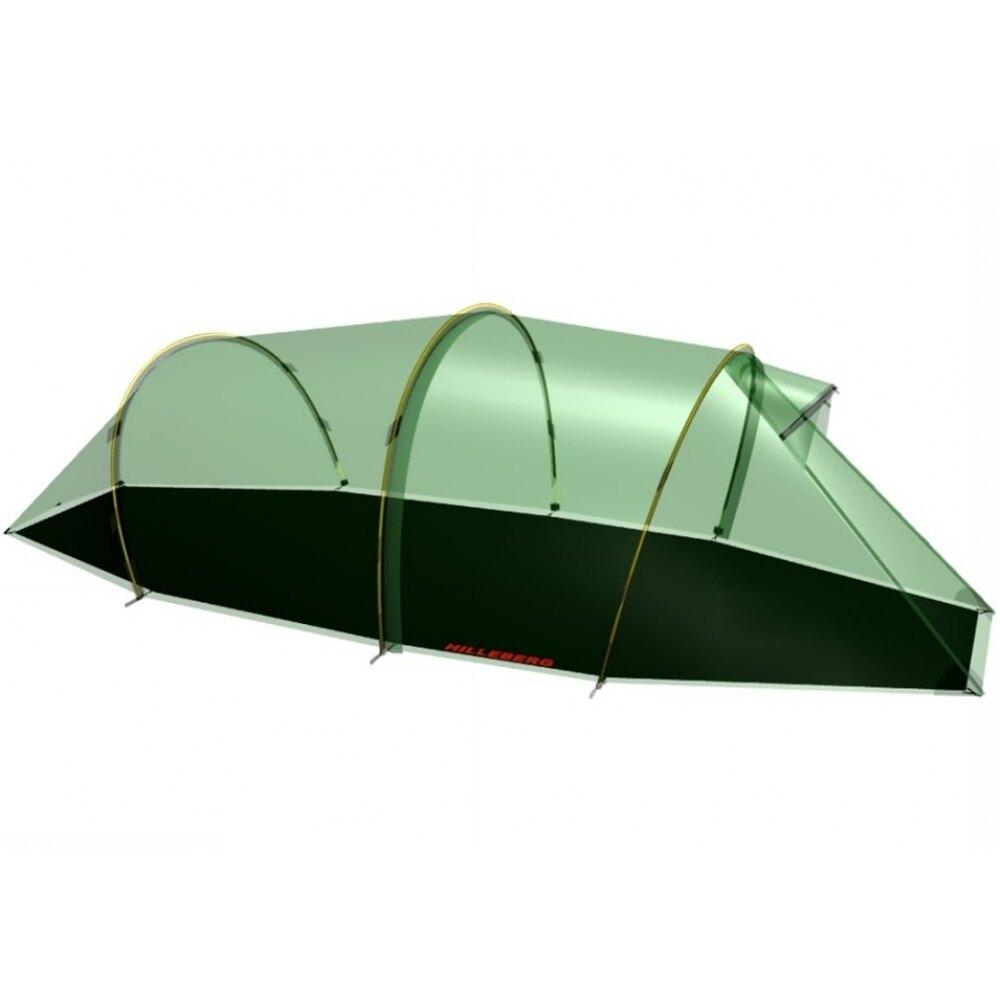 ├登山樂┤瑞典HILLEBERG 紅標 Nallo 2 GT 納洛 輕量二人帳篷專用地布#0213161