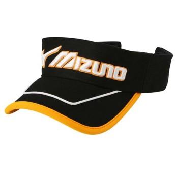 MIZUNO SHOP [ミズノ公式オンラインショップ] MGバイザー[メンズ] 09 ブラック 52MW7022