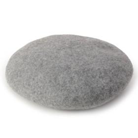 ベレー帽 - 3can4on リブ付きベレー帽