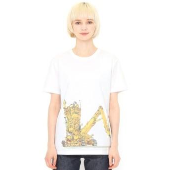 [マルイ]【セール】【ユニセックス】Tシャツ/グラブスコップ(マティアスアドルフソン)/グラニフ(graniph)