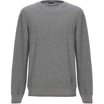 《セール開催中》PEPE JEANS メンズ スウェットシャツ ダークブルー XS コットン 100%