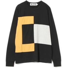 [マルイ] ALOYE × Ray BEAMS / 別注 カラー ロングスリーブ Tシャツ/レイ ビームス(Ray BEAMS)