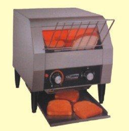 自動烤麵包機 單片 烤吐司機 履帶式 履帶式烤土司機 鏈條式 隧道式烤麵包機 烤漢堡機 110V 或220V TT-300