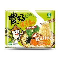 【全國農會】農好蓬萊麵-素香風味(15包入*2箱)