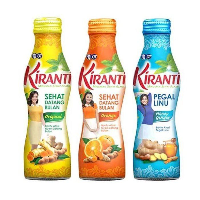 【豐食堂商城】印尼 KIRANTI 羅望果薑味飲料 150ml