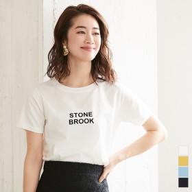 ur's シンプルロゴTシャツ クルーネック 半袖