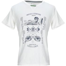 《セール開催中》PEPE JEANS メンズ T シャツ ホワイト S コットン 100%