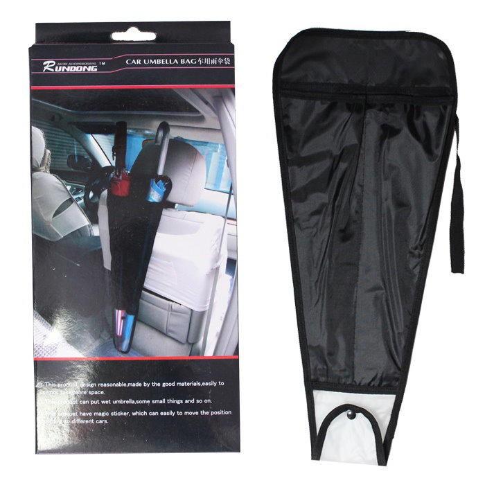 車椅背式雨傘套 雨傘架 雨傘袋 防水可折疊 收納袋 長短傘均可用【DI240】