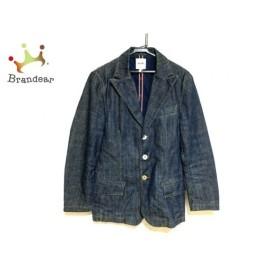 モスキーノ MOSCHINO ジャケット サイズI  46 メンズ 美品 ネイビー JEANS/デニム   スペシャル特価 20190928