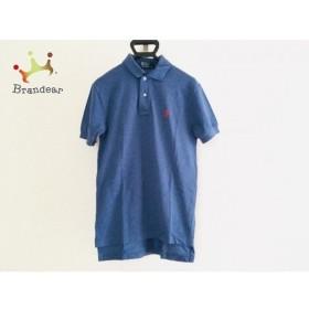 ポロラルフローレン POLObyRalphLauren 半袖ポロシャツ サイズS メンズ ネイビー 新着 20190710
