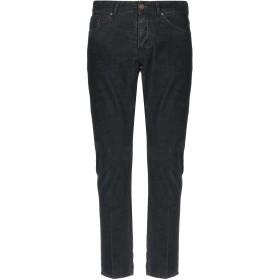 《期間限定 セール開催中》MICHAEL COAL メンズ パンツ ブラック 30 コットン 97% / ポリウレタン 3%