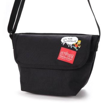 マンハッタンポーテージ Manhattan Portage Manhattan Portage×The Simpsons Casual Messenger Bag (Black)