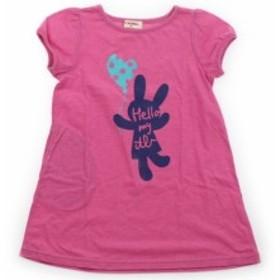 【ティンカーベル/TINKERBELL】チュニック 120サイズ 女の子【USED子供服・ベビー服】(427817)