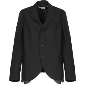 《期間限定 セール開催中》COMME des GARONS レディース テーラードジャケット ブラック M ウール 95% / カシミヤ 5% / ポリエステル