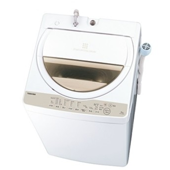 【東芝】 洗濯機 AW-6G8(W) 全自動6-6.9kg