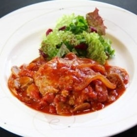 牛玄亭トマト煮込みハンバーグ(4個入)