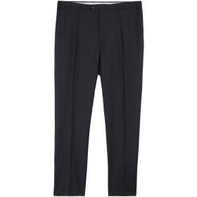 《セール開催中》PAL ZILERI メンズ パンツ ブラック 62 スーパー120 ウール 100%
