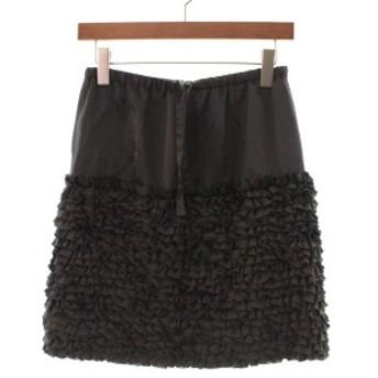 Drawer / ドロワー レディース スカート 色:黒系 サイズ:38(M位)