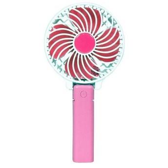 ハンディ扇風機【ブルー】FLY-450-BL