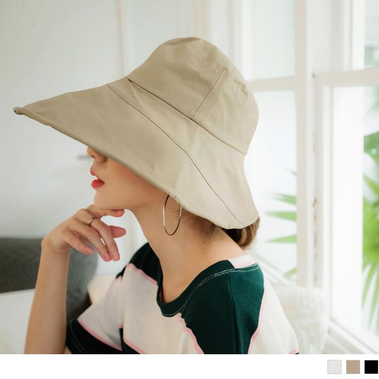 質感長短造型漁夫帽