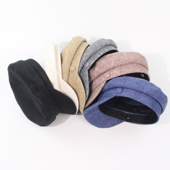 キャスケット - ANGELCLOSET 「全6色」マリンキャスケット 帽子 レディース uv対策 紫外線対策 キャップ 春夏 キャスケット