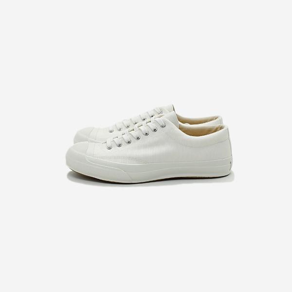 MOONSTAR - GYM COURT / WHITE 帆布鞋