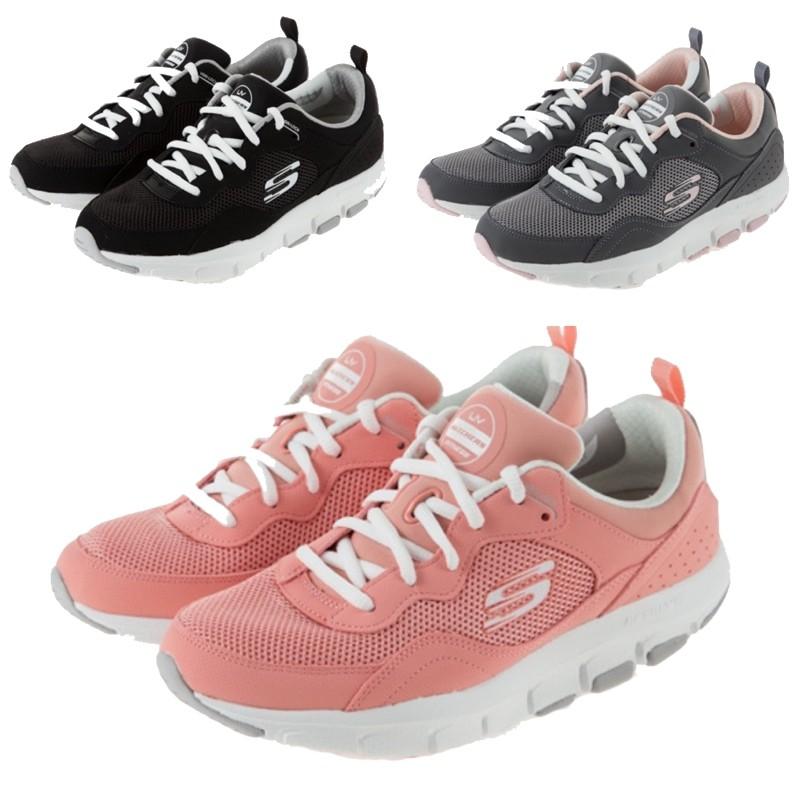 SKECHERS 思克威爾 女款LIV系列 休閒運動鞋