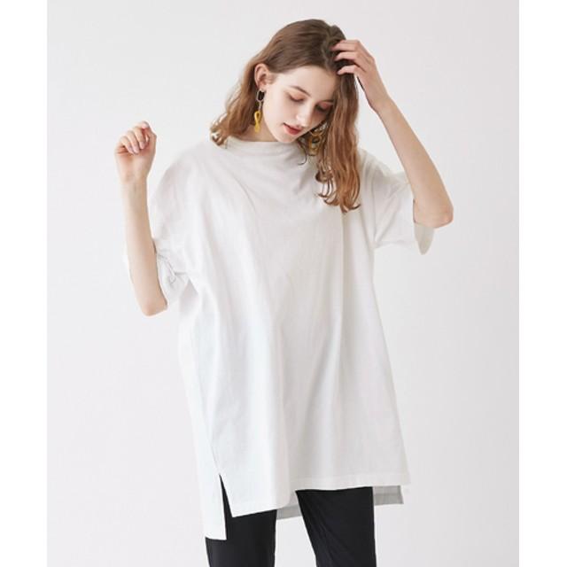 オーバーサイズコットンTシャツ