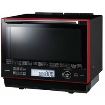 東芝 オーブン 石窯ドーム ER-TD3000(R) [グランレッド]