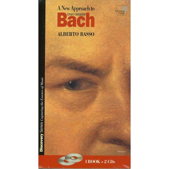 阿爾伯特巴索 巴哈小百科 Alberto Basso J.S. Bach HMB595003.04