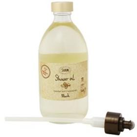 シャワーオイル ムスク 500ml サボン SABON サボン シャワーオイル 化粧品 コスメ