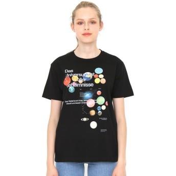 [マルイ] 【ユニセックス】Tシャツ/スペースバウンシーボール/グラニフ(graniph)