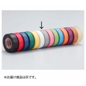 セキスイ  ビニールテープ エスロンテープ グレー 19X10