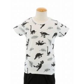 [マルイ]【セール】KUT KIDS 恐竜プリント半袖Tシャツ/オン ザ デイ(on the day)