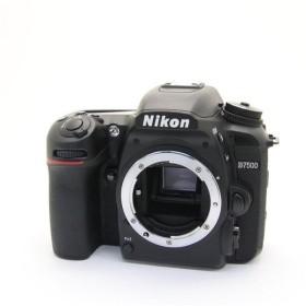 《美品》Nikon D7500 ボディ