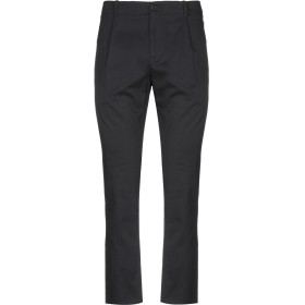 《期間限定セール開催中!》DANIELE ALESSANDRINI メンズ パンツ ブラック 46 コットン 98% / ポリウレタン 2%