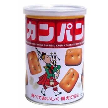 ★まとめ買い★ サンリツ カンパン 100g缶 ×24個【イージャパンモール】