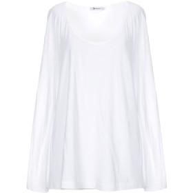 《セール開催中》ALEXANDERWANG.T レディース T シャツ ホワイト M コットン 100%