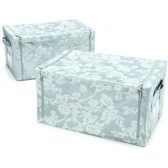 前から取出せる収納BOX磁石タイプ同色2個組L