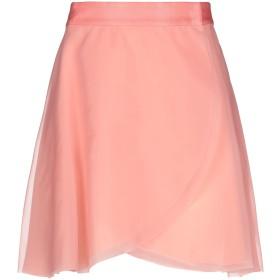《セール開催中》EMPORIO ARMANI レディース ミニスカート ピンク 40 ナイロン 100%