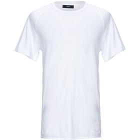 《期間限定セール開催中!》LIU JO MAN メンズ T シャツ ホワイト XL コットン 100%