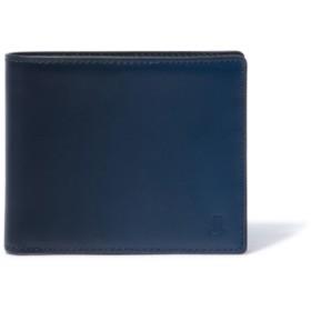 LANVIN COLLECTION LEATHER GRADATION 折り財布